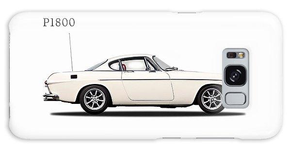 Sports Car Galaxy Case - Volvo P1800 by Mark Rogan