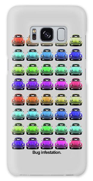 Volkswagen Galaxy Case - Bug Infestation. by Mark Rogan