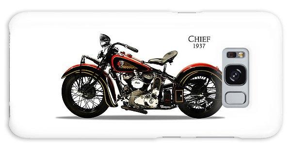 Indian Chief 1937 Galaxy Case by Mark Rogan
