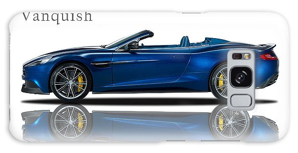 Martin Galaxy Case - Aston Martin Vanquish Volante by Mark Rogan