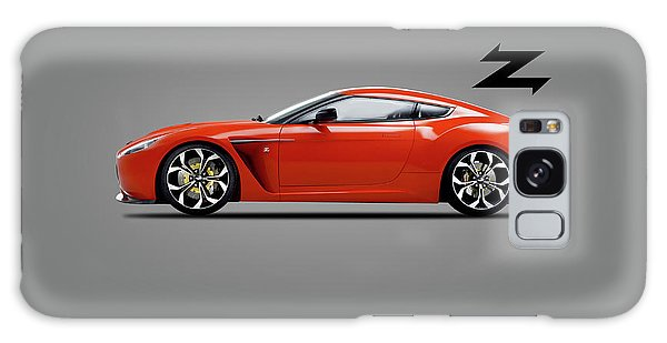 Martin Galaxy Case - Aston Martin V12 Zagato by Mark Rogan