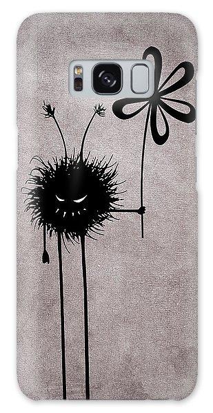 Evil Flower Bug Galaxy Case