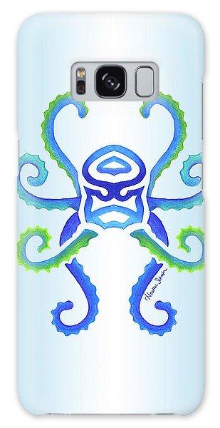 Octopus Galaxy Case