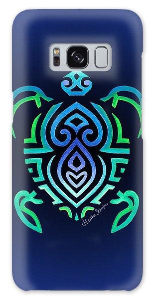 Tribal Turtle Galaxy Case