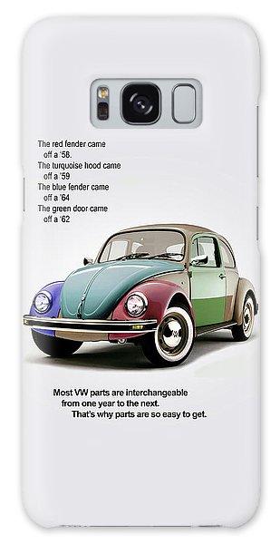 Volkswagen Galaxy Case - Vw Parts by Mark Rogan