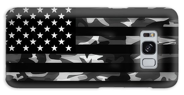 American Camouflage Galaxy Case by Nicklas Gustafsson