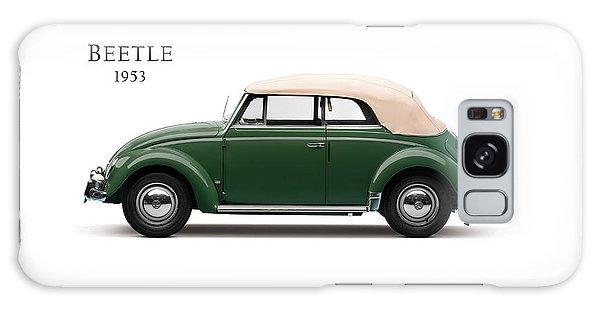 Volkswagen Galaxy Case - Vw Beetle 1953 by Mark Rogan