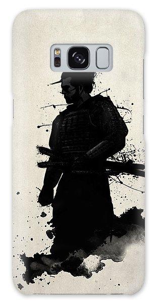 Samurai Galaxy Case