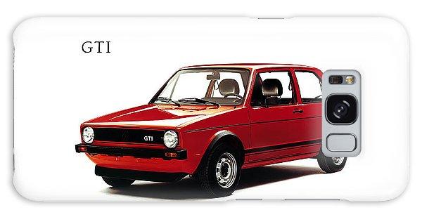 Volkswagen Galaxy Case - Vw Golf Gti 1976 by Mark Rogan