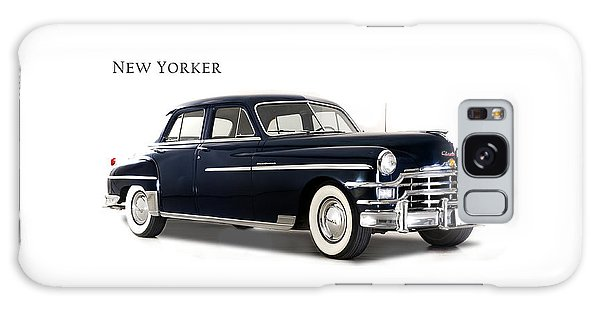 Car Galaxy S8 Case - Chrysler New Yorker 1949 by Mark Rogan