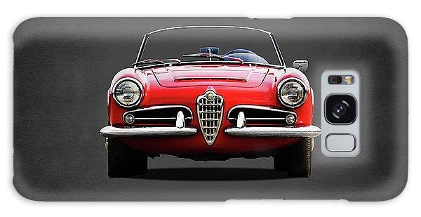 Sports Car Galaxy Case - Alfa Romeo Spider by Mark Rogan