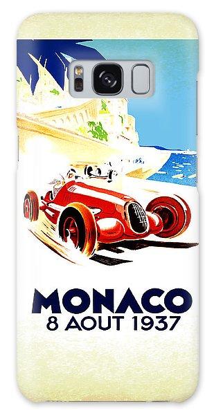 Sport Galaxy Case - Monaco 1937 by Mark Rogan