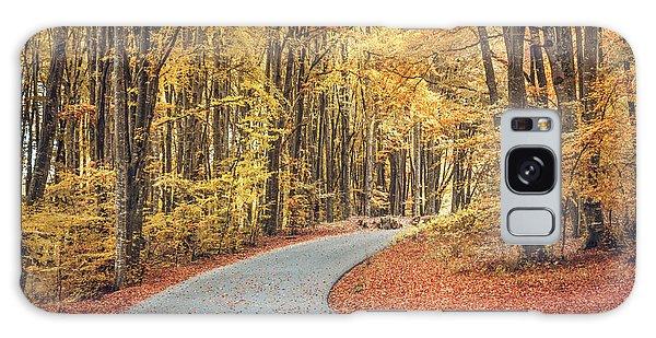 Co Galaxy S8 Case - As Autumn Falls by Evelina Kremsdorf