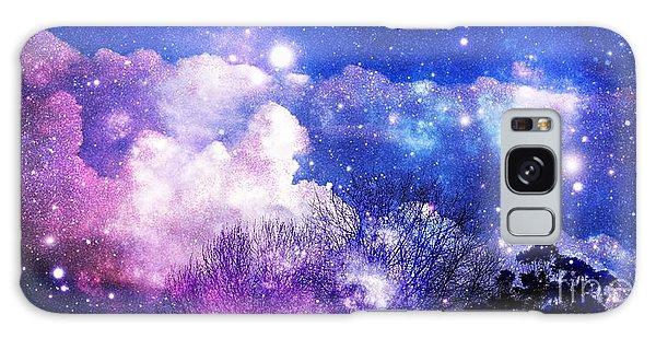 As It Is In Heaven Galaxy Case by Leanne Seymour