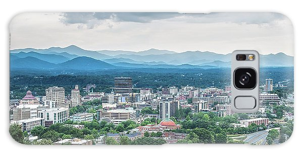Asheville Afternoon Cropped Galaxy Case