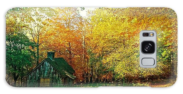 Ashridge Autumn Galaxy Case