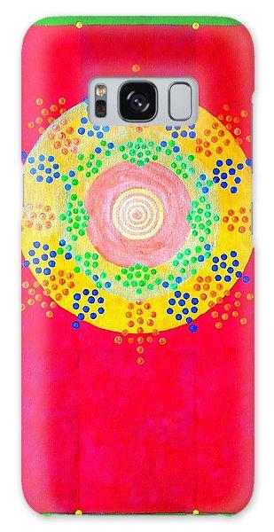 Asia Sun Galaxy Case by Thomas Gronowski
