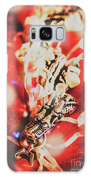 Decorative Galaxy Case - Asian Dragon Festival by Jorgo Photography - Wall Art Gallery