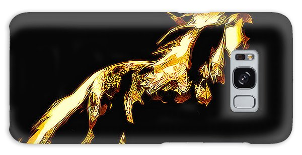 Asian Stallion Galaxy Case