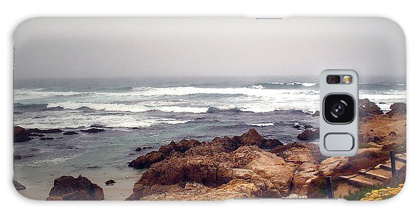 Asilomar Beach Pacific Grove Ca Usa Galaxy Case