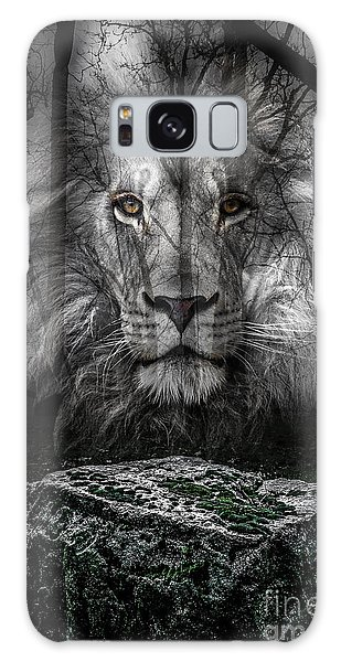 Aslan And The Stone Table Galaxy Case