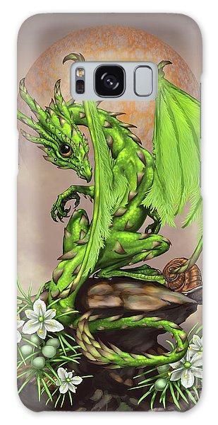 Asparagus Galaxy Case - Asparagus Dragon by Stanley Morrison