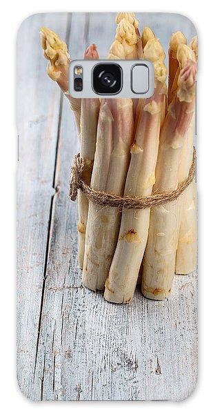 Asparagus Galaxy Case - Asparagus by Nailia Schwarz