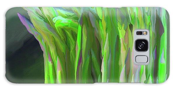 Asparagus Study 01 Galaxy Case by Wally Hampton