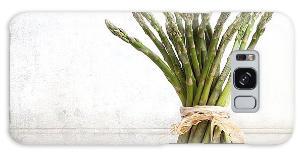 Asparagus Galaxy Case - Asparagus Vintage by Jane Rix