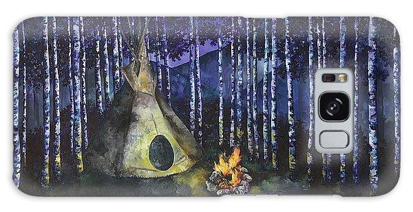 Aspen Camp Galaxy Case