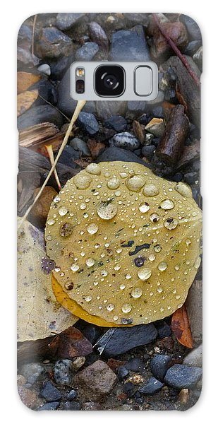 Aspen Leaf Galaxy Case