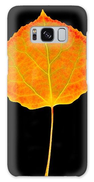Aspen Leaf Glory Galaxy Case