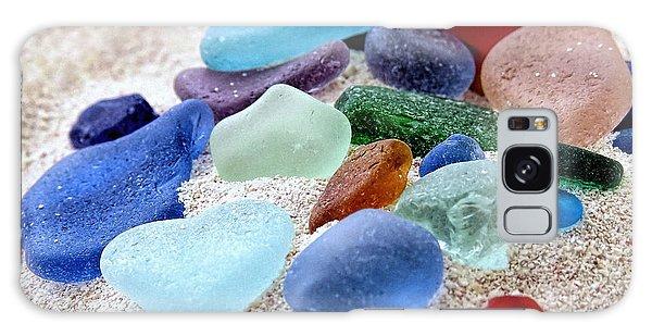 Assorted Beach Gems Galaxy Case