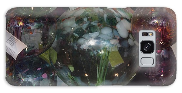 Assorted Witching Balls Galaxy Case by Suzanne Gaff