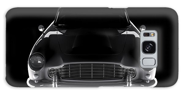 Aston Martin Db5 - Front View Galaxy Case