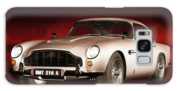 Aston Martin Db5 Galaxy Case