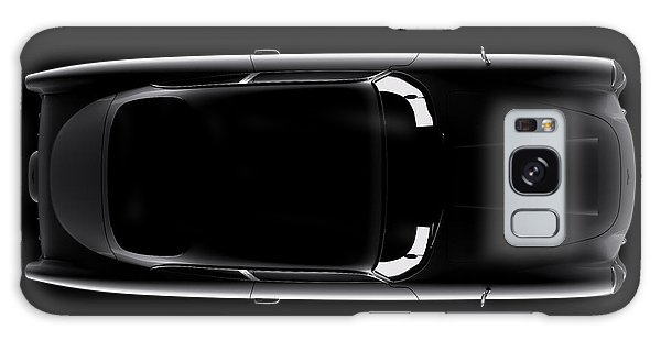 Aston Martin Db5 - Top View Galaxy Case