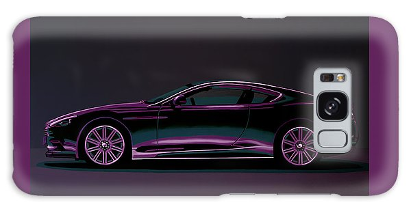 Coupe Galaxy Case - Aston Martin Dbs V12 2007 Painting by Paul Meijering