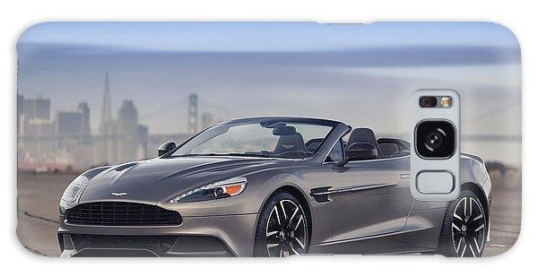 Aston Vanquish Convertible Galaxy Case