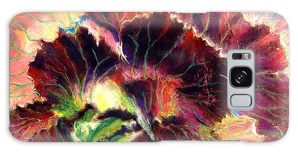 Astonishing Cabbage  Pastel Galaxy Case by Antonia Citrino