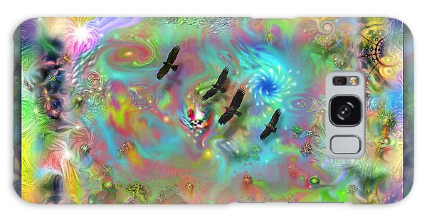Astral Vision Galaxy Case