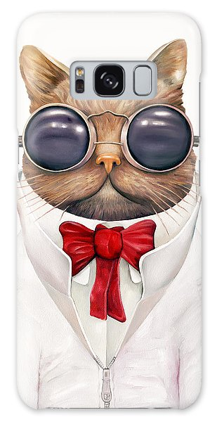 Astro Cat Galaxy Case by Animal Crew
