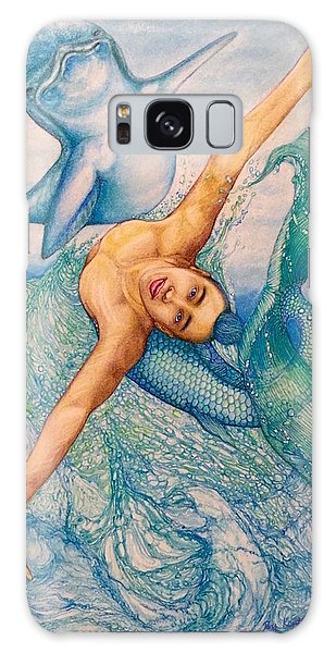 Astrology Zodiac Signs Pisces Galaxy Case by Kent Chua