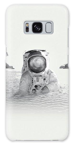 Astronaut Galaxy Case - Astronaut by Fran Rodriguez