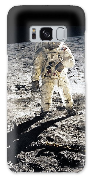 Professional Galaxy Case - Astronaut by Photo Researchers