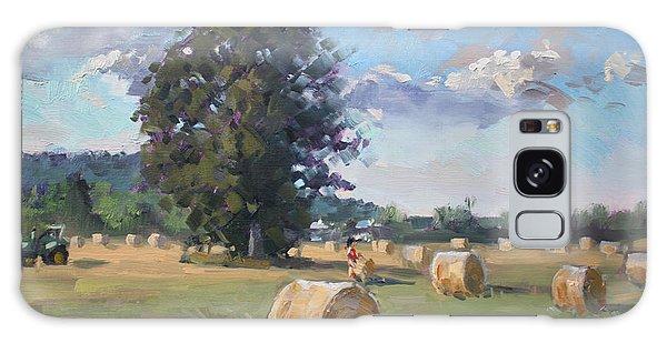Georgetown Galaxy S8 Case - At Cathy's Farm Georgetown by Ylli Haruni