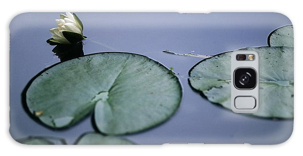 At Claude Monet's Water Garden 2 Galaxy Case