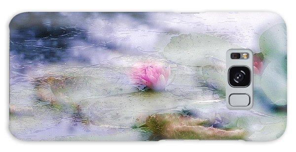 At Claude Monet's Water Garden 12 Galaxy Case