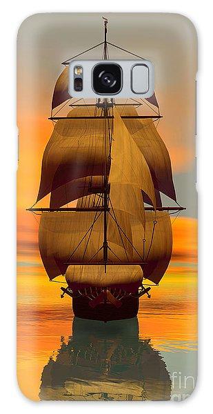 At Full Sail Galaxy Case