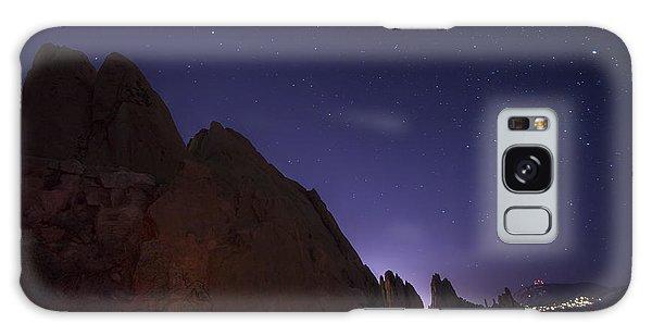 At Night Galaxy Case